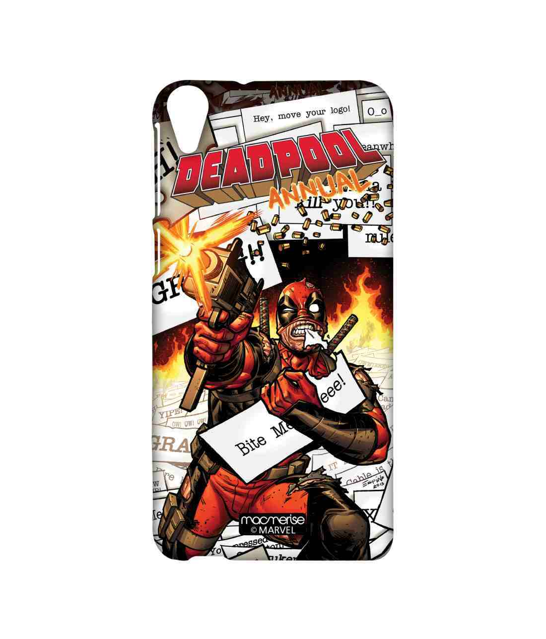 Comic Deadpool - Sublime Case for HTC Desire 820Q