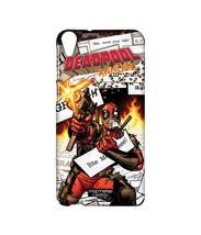 Comic Deadpool - Sublime Case for HTC Desire 820Q - $23.95