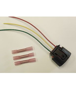 2002-2003 Toyota Camry alternator plug pigtail 3 wire repair harness con... - $14.85