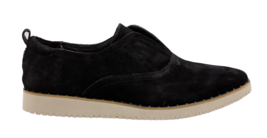 HUSH PUPPIES Chow Chow Slip On CVO Womens Oxford Comfort Shoe Size 11 Wide - €38,88 EUR