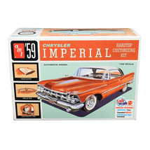 Skill 2 Model Kit 1959 Chrysler Imperial 3 in 1 Kit 1/25 Scale Model by ... - $46.61