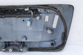 Saab 9-7x 97x Tail Gate Trunk Lid Backup License Panel Lights Garnish image 8