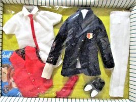 """1964 1411 Barbie/Ken """"Victory Dance"""" Outfit Mint in Box - $139.95"""