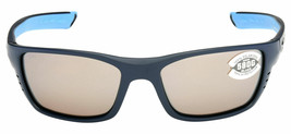 Costa Del Mar Whitetip Sunglasses WTP-123-OSCGLP Mtte Heron | Copper Mir... - $131.67