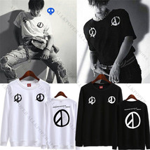 KPOP Bigbang G-Dragon Sweater Made Full Hoodie Unisex Sweatershirt Pullover - $10.00