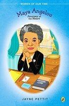 Maya Angelou: Journey of the Heart (Rainbow Biography) [Paperback] Pettit, Jayne
