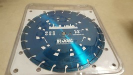"Raw Equipment 14"" Saw Blade 14 125 1DP 20mm (590302102) - $42.70"