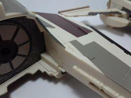 Star Wars The Clone Wars Mace Windu's Jedi Starfighter Hasbro Exclusive image 9