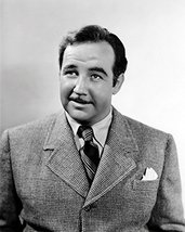 Broderick Crawford 16X20 Canvas Giclee 1940'S In Suit - $69.99