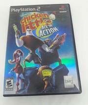 Chicken Little: Ace In Action PS2 Playstation 2 - $7.69
