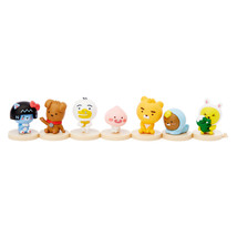 KAKAO FRIENDS Character Mini Figure Set Figurine LITTLE FRIENDS Official... - $45.53
