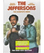 The Jeffersons Complete Series (33 Disc Bos Set DVD) Brand New - $53.95