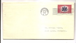 USA First Day FDC Air Mail Special Delivery CE2 1936 - $3.33