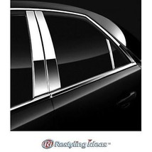 Restyling Ideas Mirror Finish Window Belt Molding 4-Pc 11-802-CHAVE104-4 - $94.99