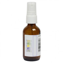 Empty Amber Mister Bottle with Writeable Label, 2 oz by Aura Cacia - $1.93
