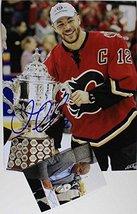 Jarome Iginla Signed Autographed 11x14 Photo w/ Proof Photo - Calgary Flames - $98.99