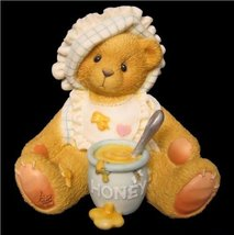 Cherished Teddies Kara 1997 Figurine: You're a Honey of a Friend - $5.56