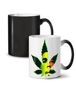 Bob Marley 420 Weed Rasta NEW Colour Changing Tea Coffee Mug 11 oz | Wel... - $19.99