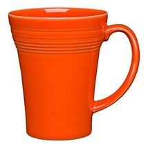 Fiesta 18-Ounce Bistro Latte Mug - Poppy - $27.46