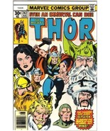 The Mighty Thor Comic Book #262 Marvel Comics 1977 VERY FINE- - $5.48