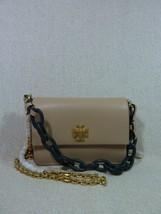 NWT Tory Burch Perfect Sand Kira Double-Strap Mini Xbody Bag/Shoulder Ba... - $324.72