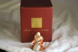 "Lenox 2005 Little Town Of Bethlehem Mary Nativity Figure 4 1/2"" In Box - $27.71"