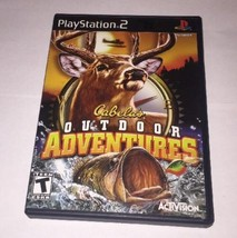 Cabela's Outdoor Adventures Sony PlayStation 2 2005 CIB Complete PS2 Fre... - $5.93
