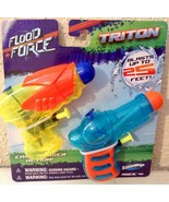 Swimways Flood Force TRITON Water Blaster Squirt Gun - 2 Pack - Blasts u... - $5.34