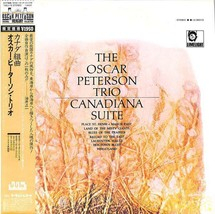Japanese Phonogram Mercury Record Oscar Peterson Trio Canadian Suite 195... - £58.35 GBP