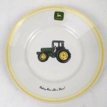 "John Deere 'Nothing Runs Like A Deere!' Gibson Collector Ceramic 9"" Plate - $9.40"
