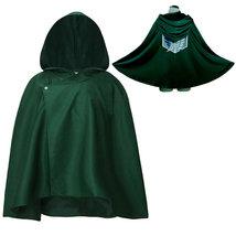Attack on Titan Scouting Legion Allen Cosplay Cloak Shingeki no Kyojin - $30.62