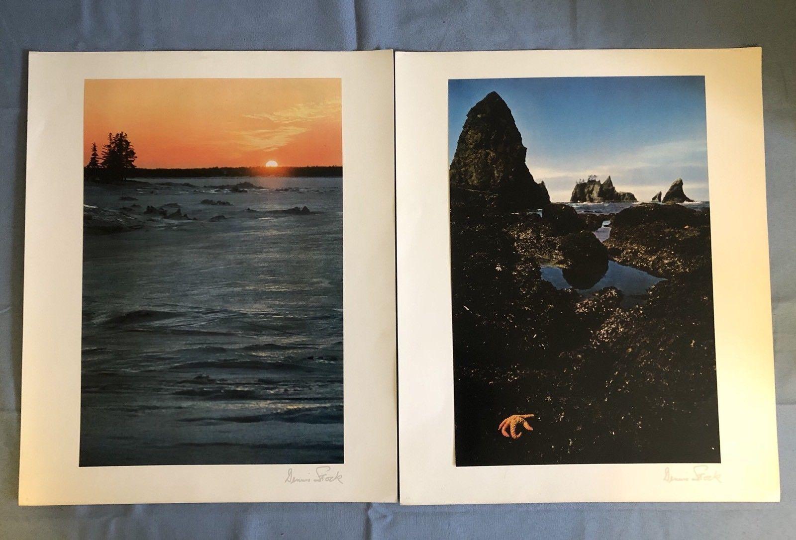Vintage Sierra Club National Parks Centennial Portfolio Dennis Stock 12 Prints