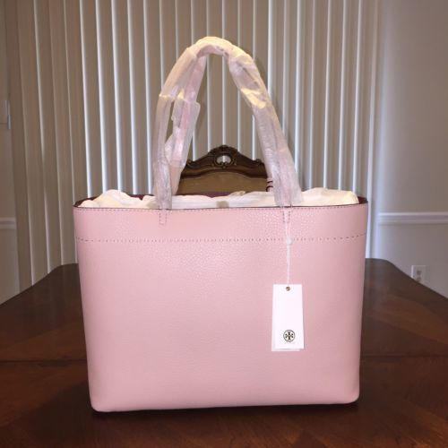 7f0a90ef0e34 NWT Tory Burch McGraw Tote in Pink Quartz and 50 similar items