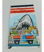 """1976 """"JAWS"""" Vintage UNIVERSAL STUDIOS TOUR SOUVENIR NOTE PAD  - $39.59"""