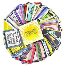 Sunny Present Empowering Questions Cards - 52 Cards for Meditation, Writ... - $29.12