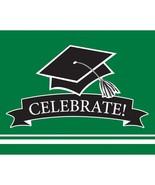Green Black 25 Ct Value Size Invitations Graduation School Spirit - $9.49