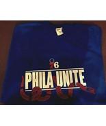 NEW Philadelphia 76ers Sixers Phila Unite Snake T-Shirt Shirt 2019 Openi... - $15.99