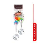 Kikkerland Rainbowmaker Double 1588-D Rainbow Maker Window Solar Crystal - $33.80