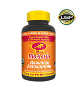 NEW BioAstin Hawaiian Astaxanthin 12 mg., 120 Soft Gels **FREE SHIPPING** - $68.99