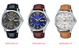 Casio Men's Analog Series MTPE120LY-1A / MTPE120LY-2A / MTPE120LY-7A Watch - $55.44+