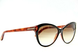 New Tom Ford Tf 325 03F Telma Brown Gradient Authentic Sunglasses 60-14 W/CASE - $119.50