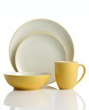 Noritake Colorwave Mustard 4-Piece Yellow Dish Set - $55.00