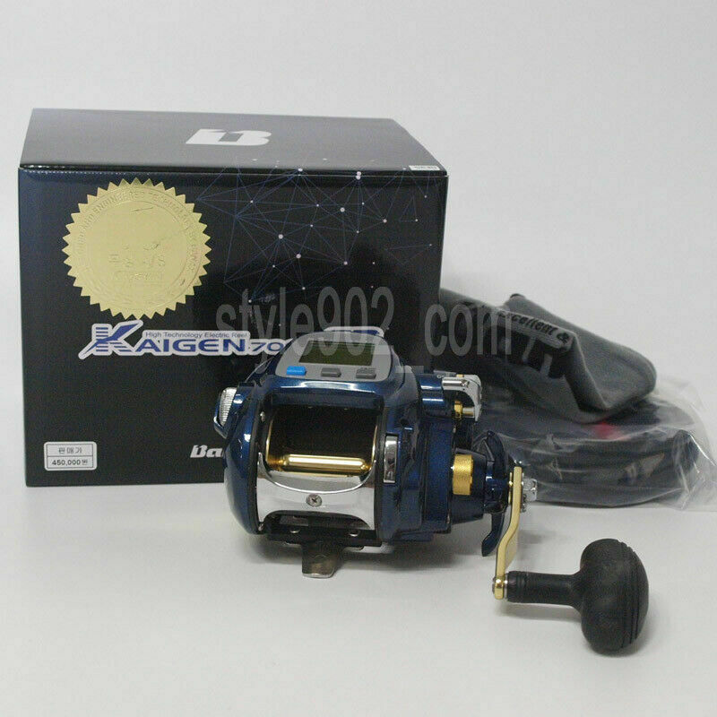 Original Banax Kaigen 7000CP Electric Reel Big Game Jigging Fishing Reel