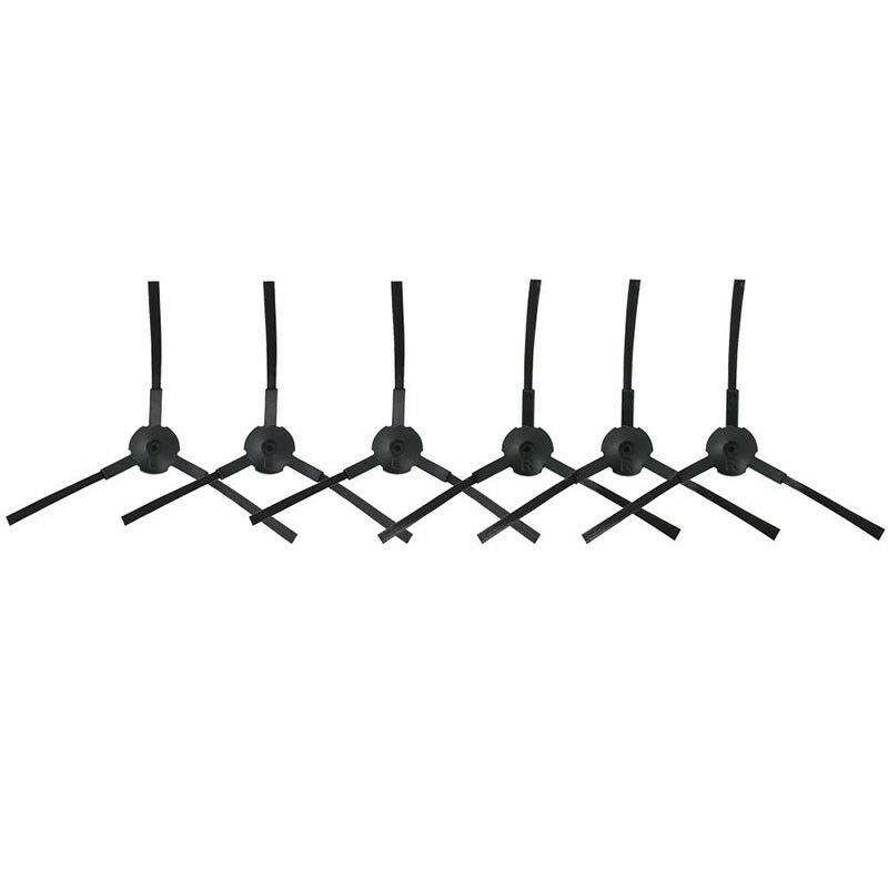 Primary image for 6 pieces Side Brush for ILIFE V7 ILIFE V7S Robotic Vacuum Cleaner for Home