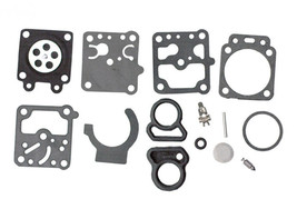 Carburetor Rebuild Kit Fit Walbro WZ-12-1 WZ-13-1 WZ-5-1 WZ-27-1 WZ-31-1... - $14.61