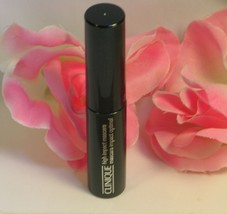New Clinique  High Impact Mascara Color 01 Black Travel / Sample Size - $5.99