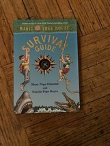 Magic Tree House Survival Guide by Mary Pope Osborne And Natalie Pope Boyce - $9.89