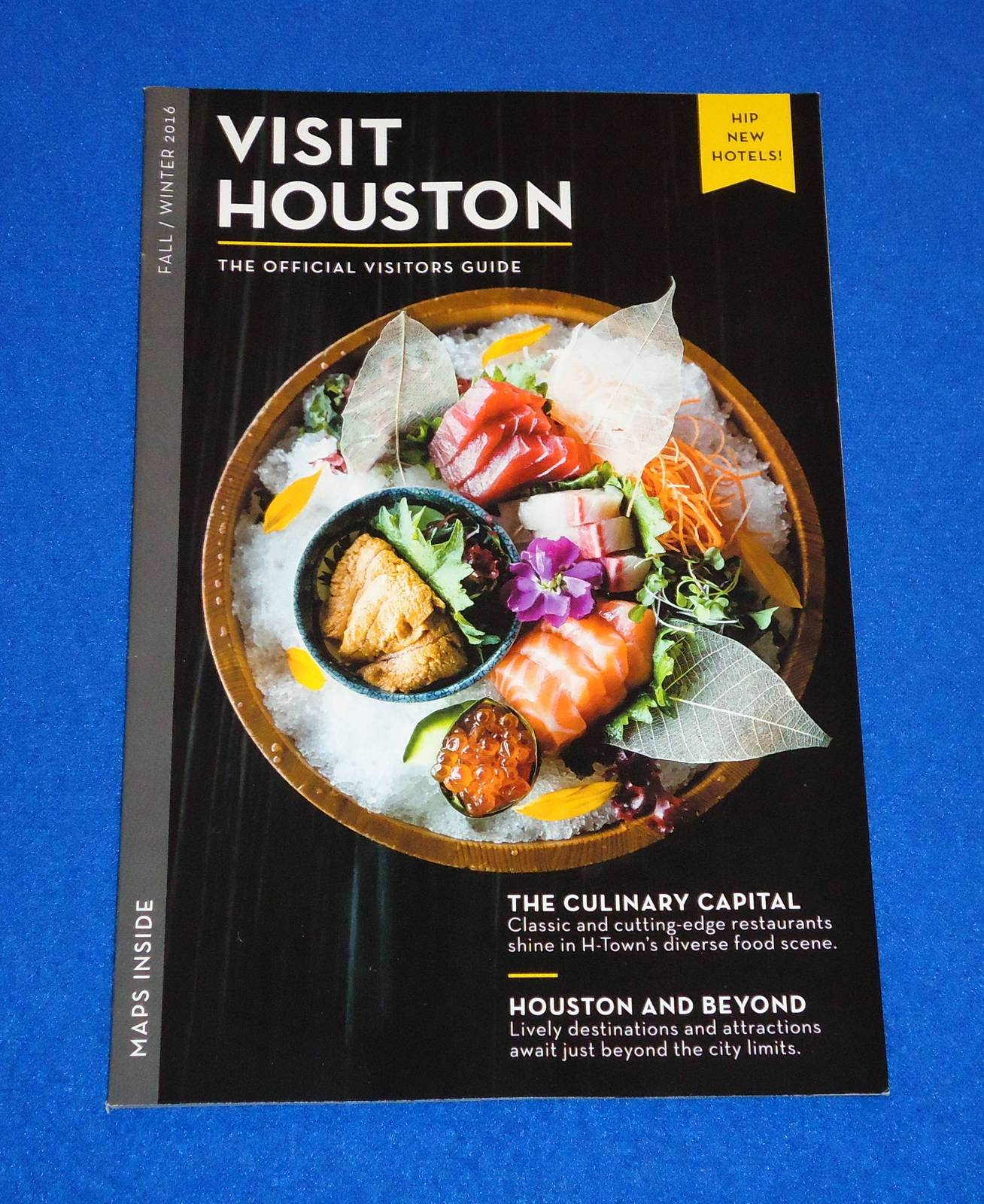Visit houston official visitor s guide 1