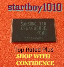 Samsung PN51D7000FFXZA Flash IC1302 main board BN94-04689C  BN41-01605A - $32.86