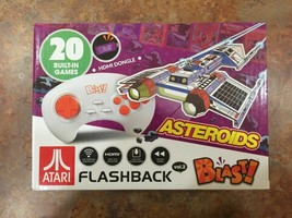 Atari Flashback Vol. 2 BLAST! HDMI connect 20 built in games ft.Asteroids L106 - $13.54